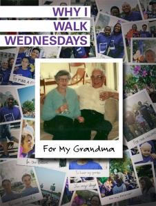 My Grandma Octavia Josephine Lamb and My Grandfather.