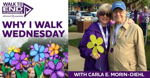 Why I Walk Wednesday_WITH CARLA MORIN-DIEHL