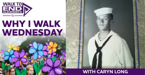 Why I Walk Wednesday_withCaryn Long