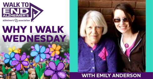 Why I Walk Wednesday_withEmilyAnderson