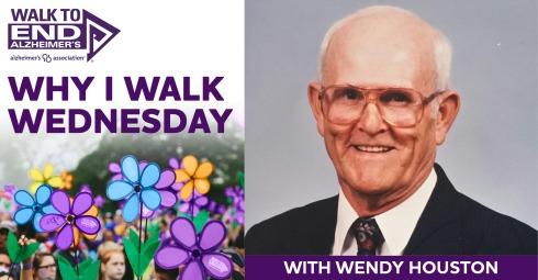 Why I Walk Wednesday_withWendyHouston