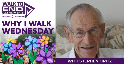 Why I Walk Wednesday_StephenOpitz