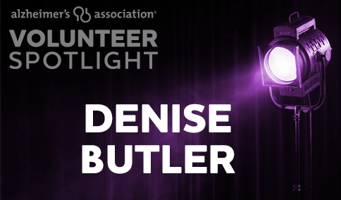 VolunteerSpotlight - Denise Butler